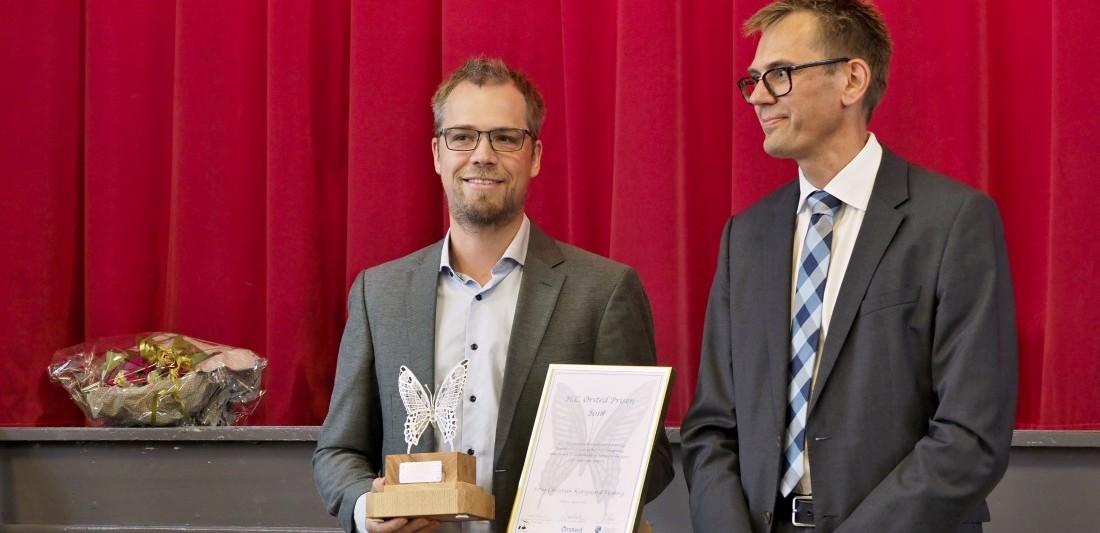 HC Ørstedsprisen 2018