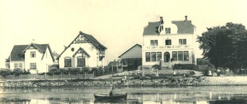 Ørstedpavillonen ca 1910